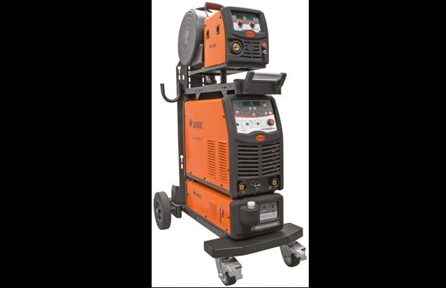 Jasic Pro MIG 350 puls watergekoeld